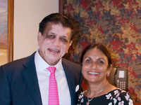 Doctor couple Kiran and Pallavi Patel announce one of the largest philanthropic gifts