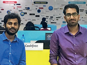 Cofounders Reeju Datta and Akash Sinha