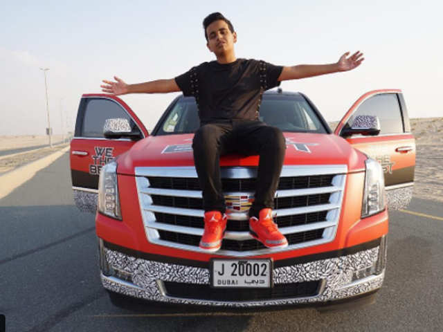 Richest Kid In Dubai >> Rashed Saif Belhasa This 15 Year Old S Lifestyle Will Make Your