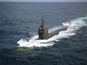 Six Scorpene-class submarines are currently being built under 'Project 75' of the Indian Navy.