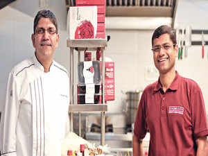 Nabhojit Ghosh (left) and Joseph Cherian, Founders, 48East, aims to penetrate every Bengaluru neighbourhood by mid-2018.