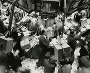 Black Monday, the day when markets stopped