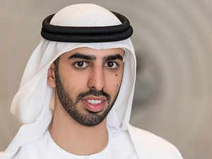 Omar Bin Sultan Al Olama, 27, will spearhead UAE's ambition to be at the forefront of the global technological revolution.
