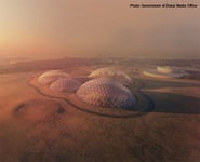This is how UAE's city on Mars will look like