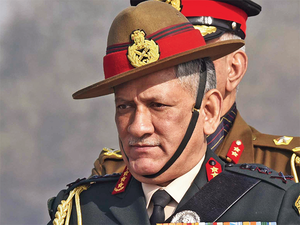 Terrorists frustrated as Kashmir situation improving: Army chief