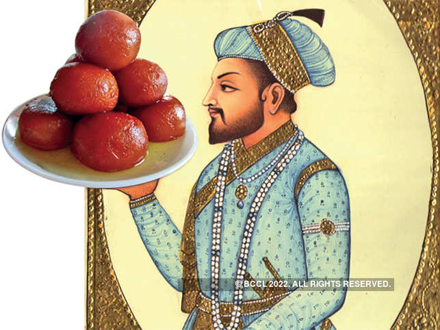 The Persian influence in some our foods came with the Mughals.