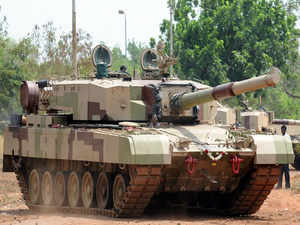 Necessary changes made to main battle tank Arjun Mark II: DRDO