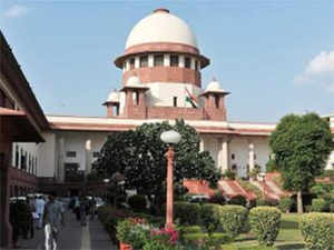 The government and the apex court referred to various reports submitted by the Law Commission of India.