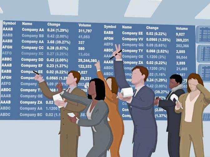 Top stocks in focus on 23 October 2017