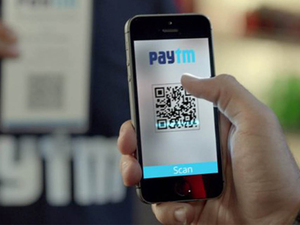 The number does not include transactions from Paytm Mall, the company said.