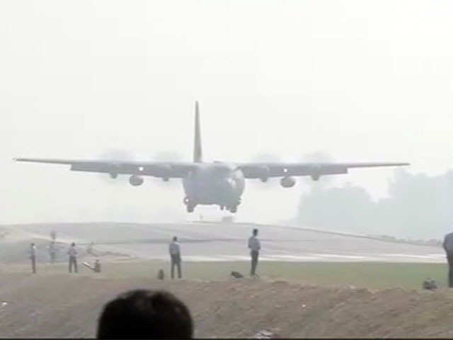 IAF conducts landing exercise on Lucknow-Agra expressway. Here is all you need to know