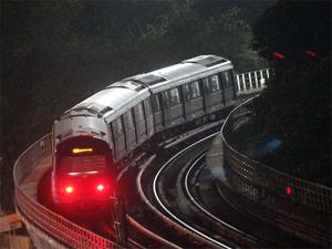 Namma Metro: Namma Metro loss falls 30 per cent in FY2017 - The ...