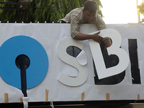 The increase in SBI's NPAs after the merger with its associate banks will result in negative pressure on the bank's credit costs.