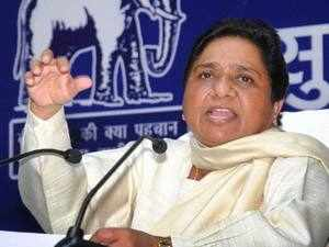 Charging the BJP with fielding a Dalit associated with the RSS as the presidential candidate to garner votes, she said that because of this, Congress and other opposition parties had also fielded a Dalit candidate.