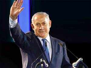 Image result for Prime Minister of Israel who came to Ahmedabad