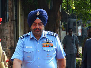 Very high-level vigil needed to ensure security of airbases: Air Force chief, B S Dhanoa