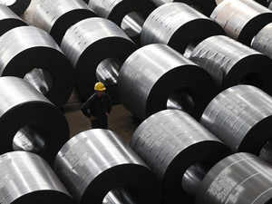 World crude steel production so far this year was up 5.6% to 1,266.9 million tonnes.