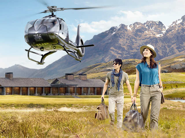 Planning a trip to New Zealand? Here's more than one spectacular reason to go on a heli tour