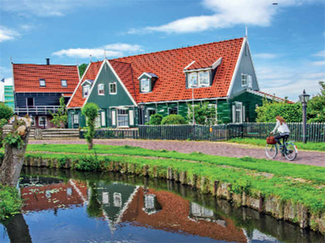 Let's go Dutch! Volendam and Marken's quaint countryside charm will make you fall in love