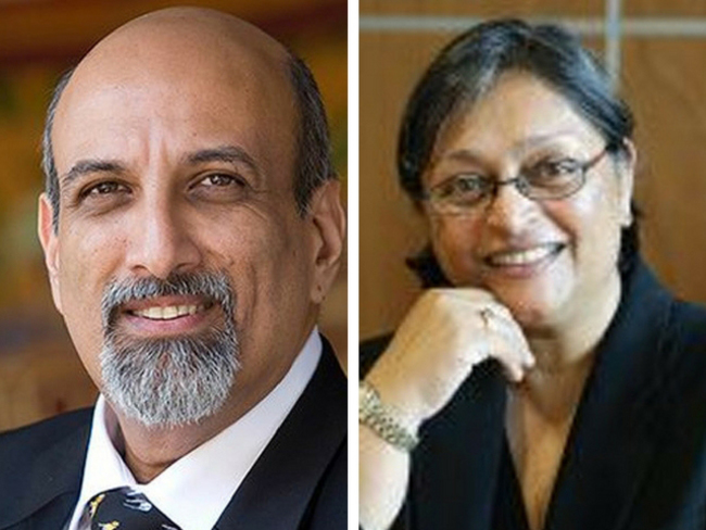 South African Indian-origin couple wins top US award for AIDS ...