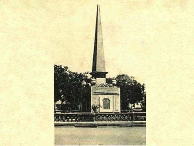 Cenotaph Monument: Pillar marking 1791's Siege of Bangalore was torn down 53 years ago