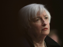 Yellen, who was nominated by former Democratic President Barack Obama, has chaired the Fed since early 2014. Her term expires in February.