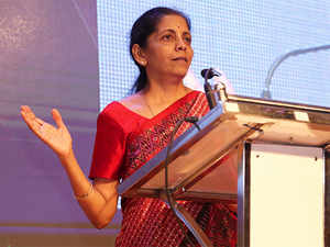 Remain ever ready to counter any threat: Sitharaman to Navy