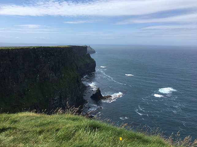 A walk around Doolin will take you to some of the most spectacular places.