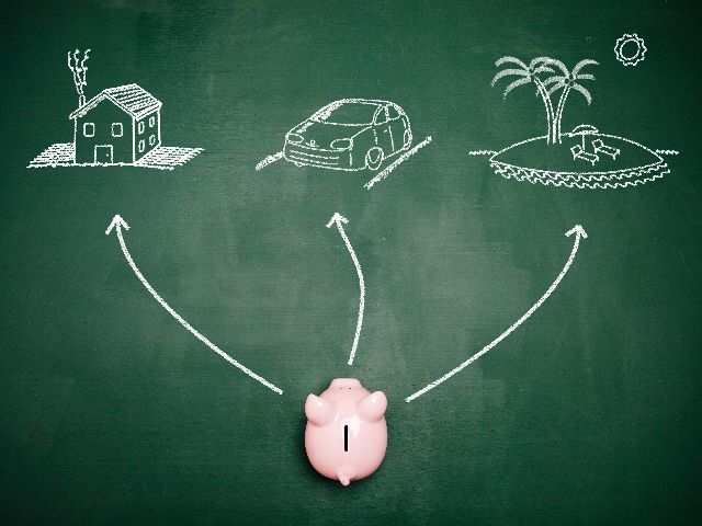 Opt for safe investments for short-term goals - How to
