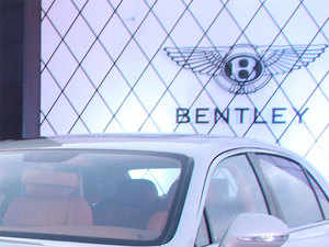 Sources in the British brand said Bentley's sales in India has been growing 15 per cent year-on-year.