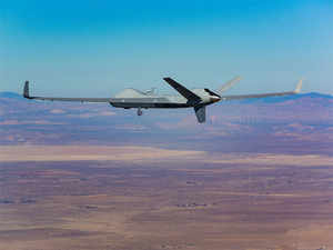 Pakistan opposes supply of US armed drones to India