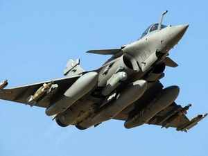 Rafale fighter jets: Foundation stone of Rs 6,500 cr