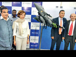 Dassault to invest €100 million in joint venture with Reliance