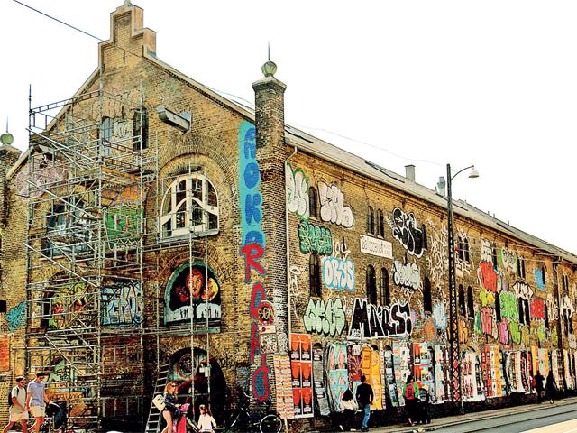 From Lars Ulrich to Lukas Graham, Copenhagen is thrumming with music's free spirit