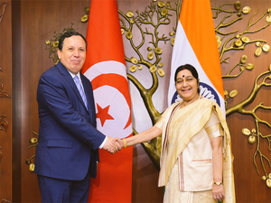India, Tunisia vow to combat terror, extremism