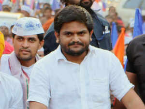 Hardik Patel: Patidar leaders stay neutral to Rahul Gandhi ...