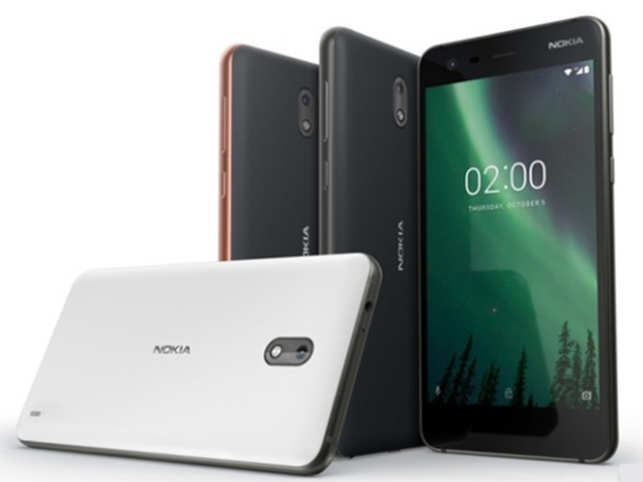 Nokia 2 launches for $115, promising 2-day battery life