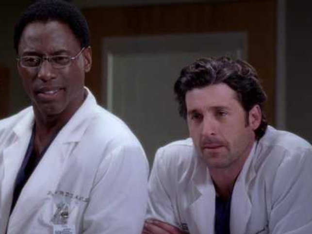 Actor Isaiah Washington who essayed the role of Dr. Preston Burke did not return for the third season after he reportedly called T.R.Knight the F-word.  He returned to 'Grey's Anatomy' after seven years to help say goodbye to Sandra Oh's character, Cristina Yang.  (Image: IMDb)