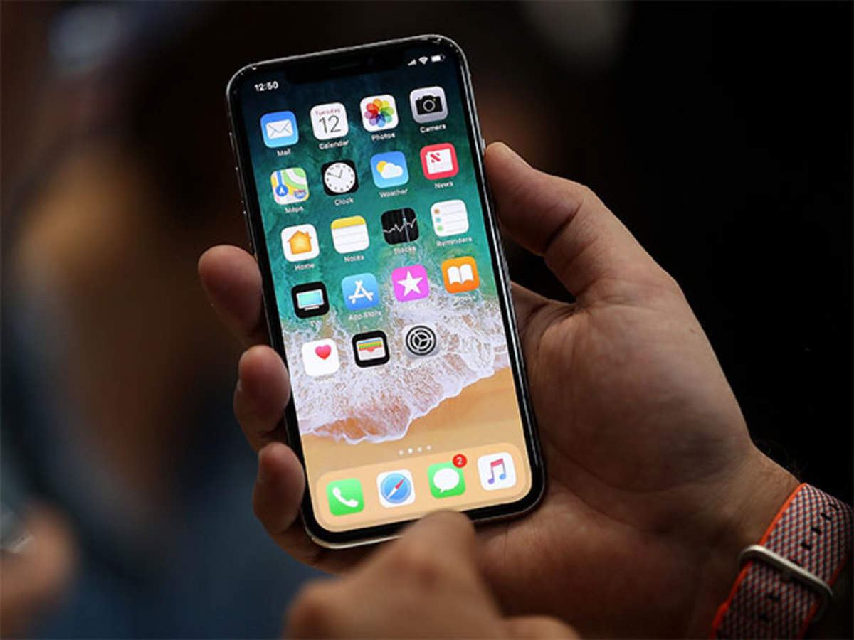iPhone X Unboxing: iPhone X first impressions: Gorgeous