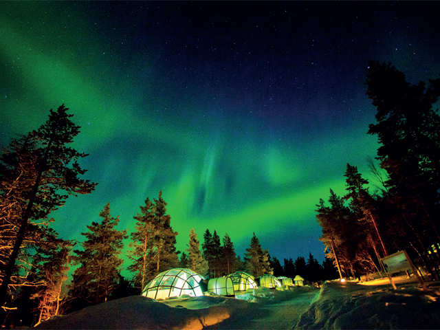 Stars of the North: This winter, let the natural phenomena of Aurora Borealis leave you enchanted