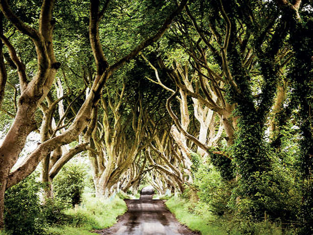 Winter is coming! Here's a sneak-peak into the Irish filming locations from 'Game Of Thrones'