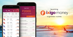 Travellers can avail the benefits of ixigo money by simply signing in to the ixigo website or app on android or iOS.