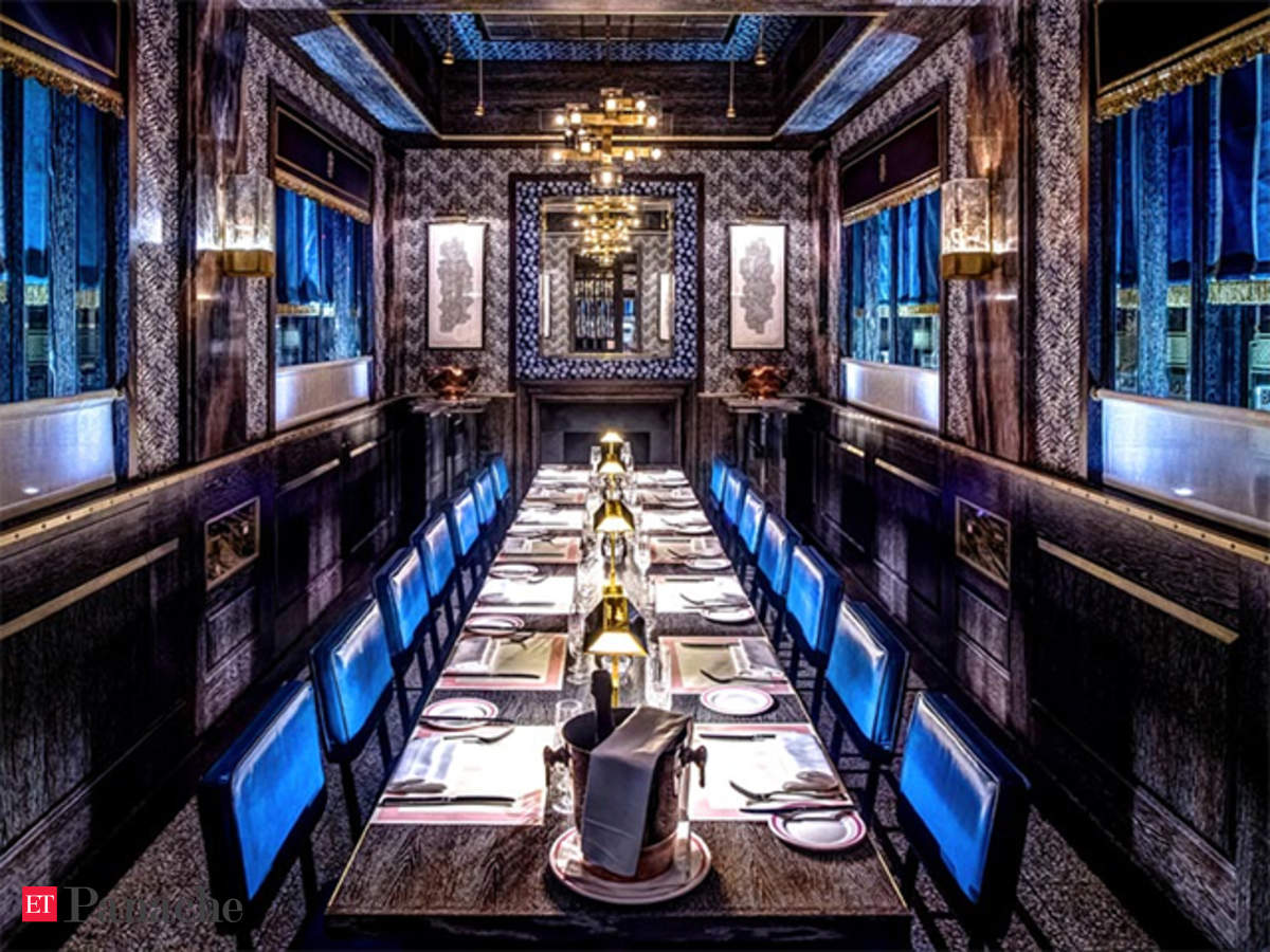 The Best Private Dining Rooms In London The Economic Times