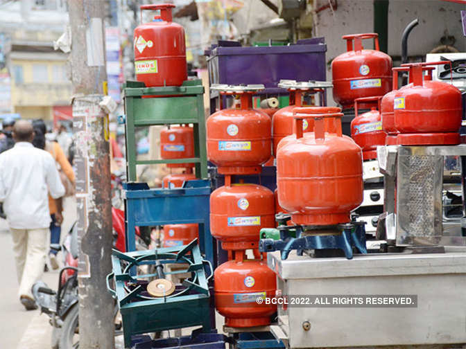 LPG price: Non-subsidised LPG price hiked steeply by Rs 93 ...