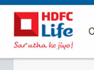 Hdfc life ipo open price