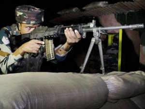 BSF jawan killed as Pakistani Rangers attack patrol party in Samba