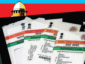 Several petitions challenging the Centre's move to make Aadhaar card mandatory for availing various services and benefits of government welfare schemes have been filed in the apex court.
