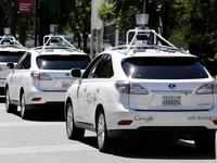 Google plans big push to build self-driving cars, partners with AutoNation