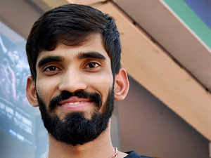 Srikanth, who reached five finals and clinched four titles this year so far, now has 73,403 points, 4527 point away from World Champion Viktor Axelsen of Denmark, who heads the ranking list.