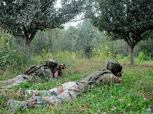 Two army soldiers killed in encounter in Pulwama, militant also gunned down